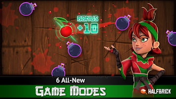 Screenshot of Fruit Ninja Free