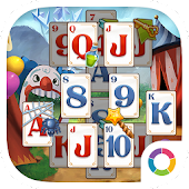 Game Solitaire Story - Tri Peaks version 2015 APK