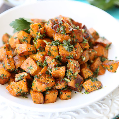 Roasted Sweet Potatoes Italian Seasoning Recipes | Yummly