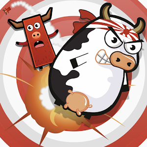 Cowaboom - Launch the cow !