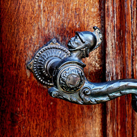 Door handle 8 by Zoran Nikolic - Artistic Objects Other Objects ( art, artistic objects, door handle )