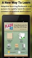 Screenshot of FlashRX - Top 250 Drugs