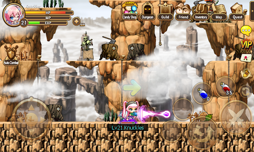 Pocket MapleStory- screenshot thumbnail