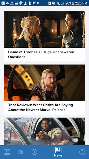 Movies by Flixster, with Rotten Tomatoes screenshot 4