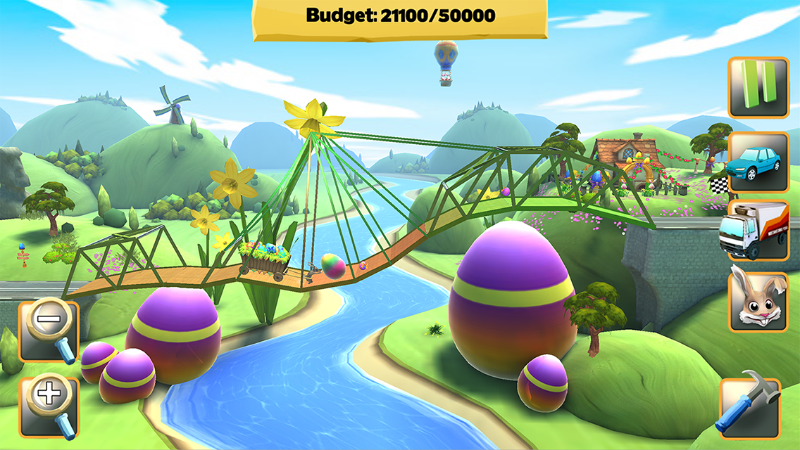 Bridge Constructor Screenshot 0
