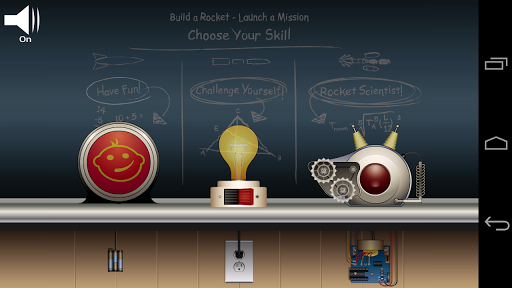 Rocket Science 101 screenshot 1
