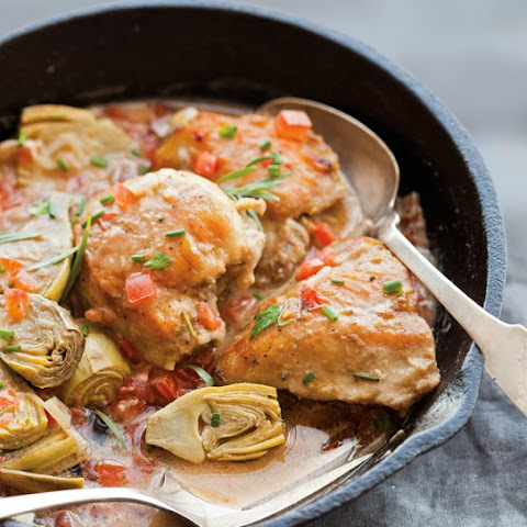 Braised Goat Meatballs with Artichokes and Fennel Recipe | Yummly