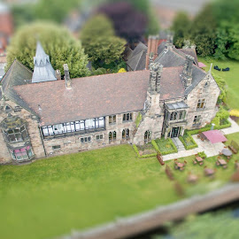 Miniature Abbey by Andrew Richards - Buildings & Architecture Public & Historical