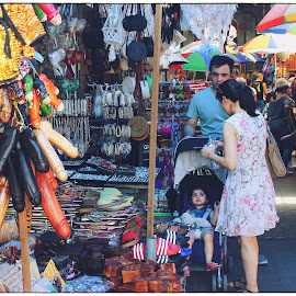 Ubud market, Bali  by JOe Arian - People Street & Candids