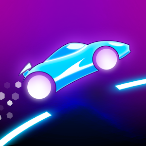 Beat Rider - Neon Rider Game For PC