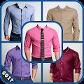 Men Formal Shirt Photo Suit APK for Bluestacks