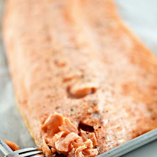 Perfect Baked Salmon