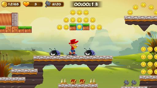 Super Adventure of Jabber screenshot 5