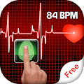 Heart Beat Rate Checker Prank APK for Bluestacks