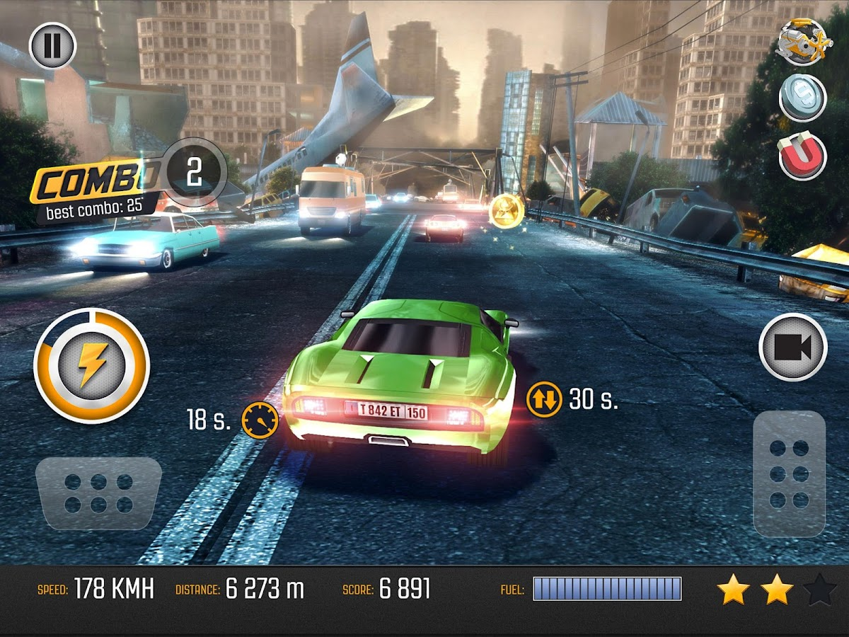 Road Racing: Traffic Driving Screenshot 12