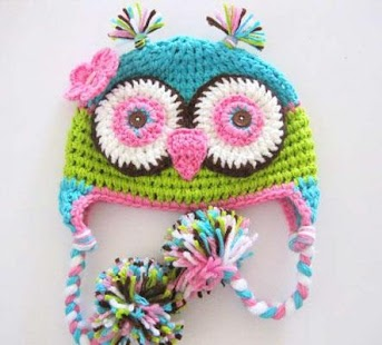 Crochet Baby Beanie - screenshot