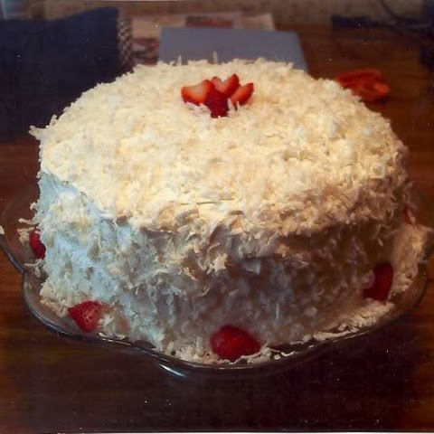 10 Best Coconut Cake With Cake Mix Recipes Yummly