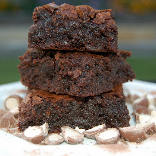 Day 99 – Malted Brownies
