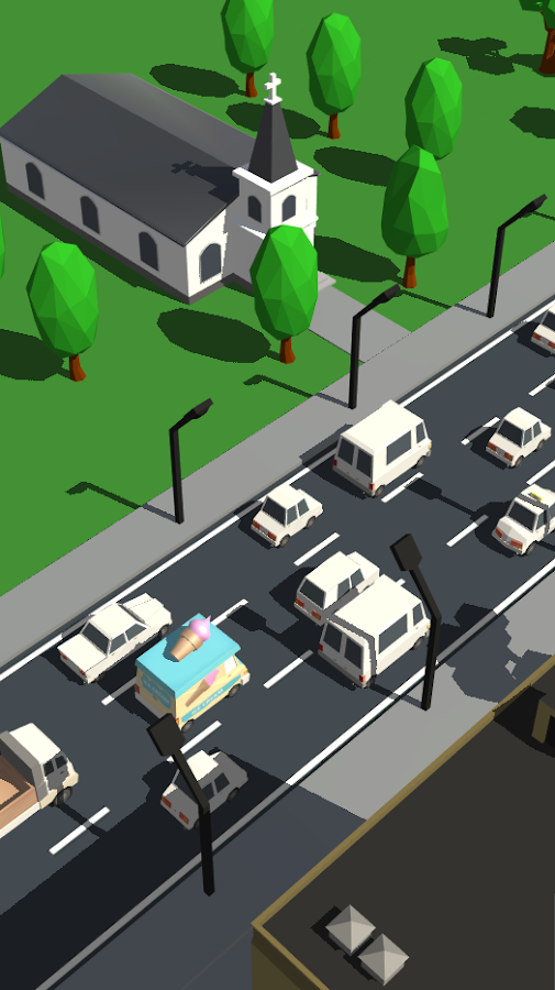 Commute: Heavy Traffic Screenshot 2