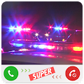 Fake Call Police APK for Bluestacks