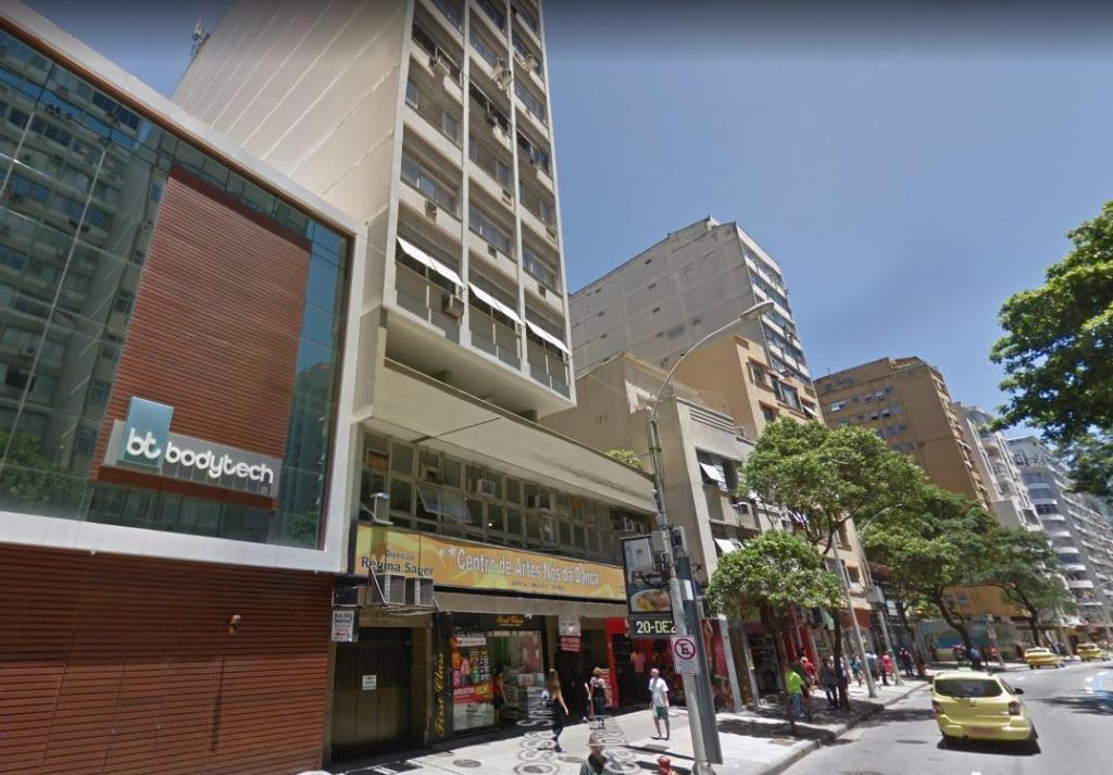 Apartamento à venda OPORTUNIDADE, Copacabana, Rio de Janeiro - AP2109.