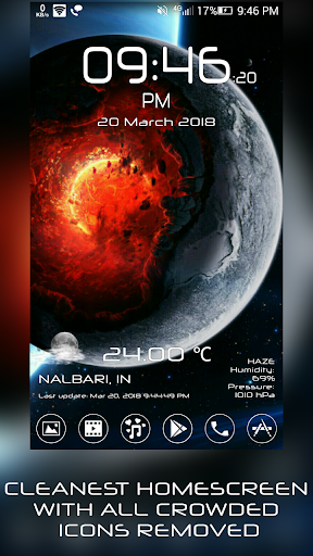 Sally Launcher Pro screenshot 6