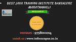best java training institute bangalore Marathahalli