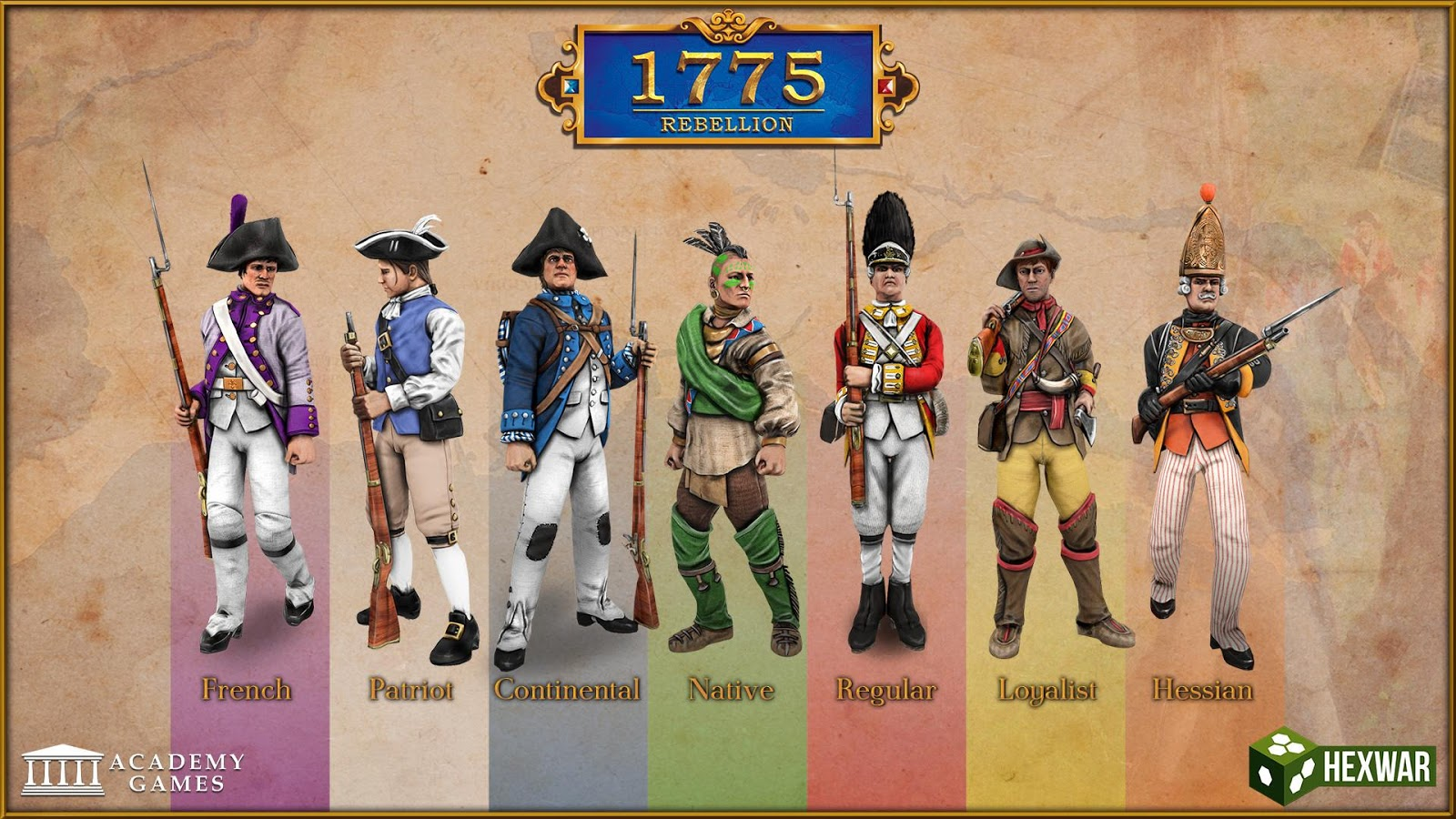 1775: Rebellion Screenshot 6
