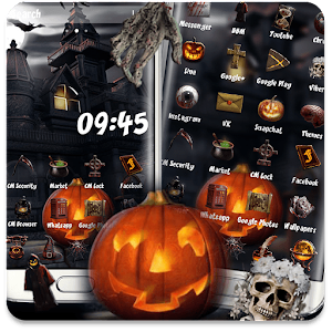 Terror Halloween Theme For PC