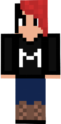 This is a version of Markiplier I made. I really like and it took me forever to make! Please Enjoy!