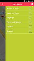 Screenshot of Die offizielle DAS FEST App