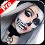 Halloween Makeup Photo Editor 2018