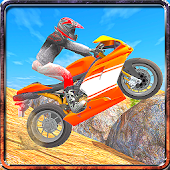 Hill Climber Offroad Moto Bike APK for Blackberry