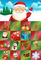 Screenshot of Toddler Christmas Touch Game
