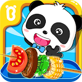 Little Panda Gourmet APK for Bluestacks