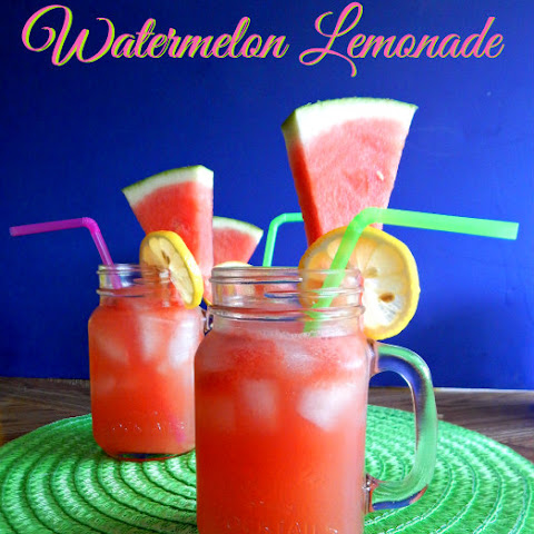 Watermelon Lemonade – Add A Twist To Your Country Time!