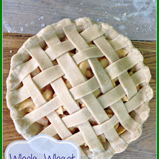 Whole Wheat Pie Crust No Butter Recipes