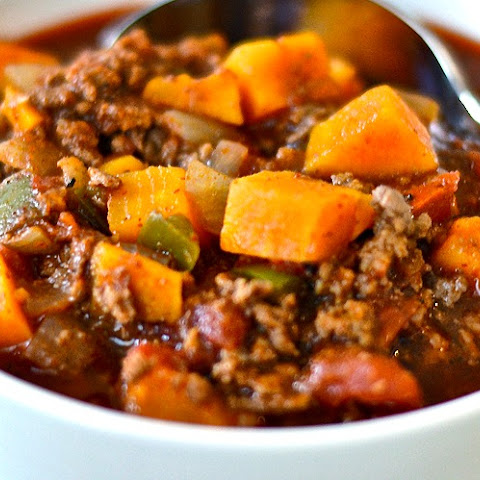 Chili with Chipotle and Chocolate Recipe Similar to a mole sauce, this chili's rich flavor comes from the addition of chipotle, adobo and chocolate. Ground turkey .