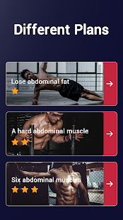 AbsWorkout - Male Fitness, Six Pack, 30 Days Plan