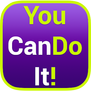 Cover art You Can Do It!