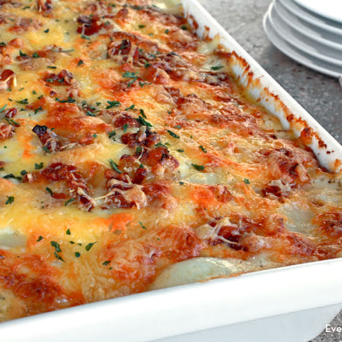 Bacon au Gratin Potatoes