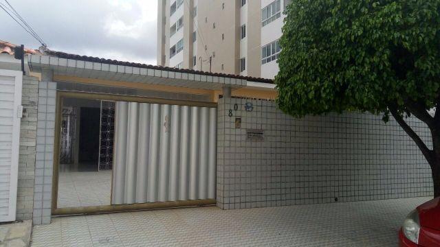 Casa residencial à venda, Bairro dos Estados, João Pessoa - CA1327.