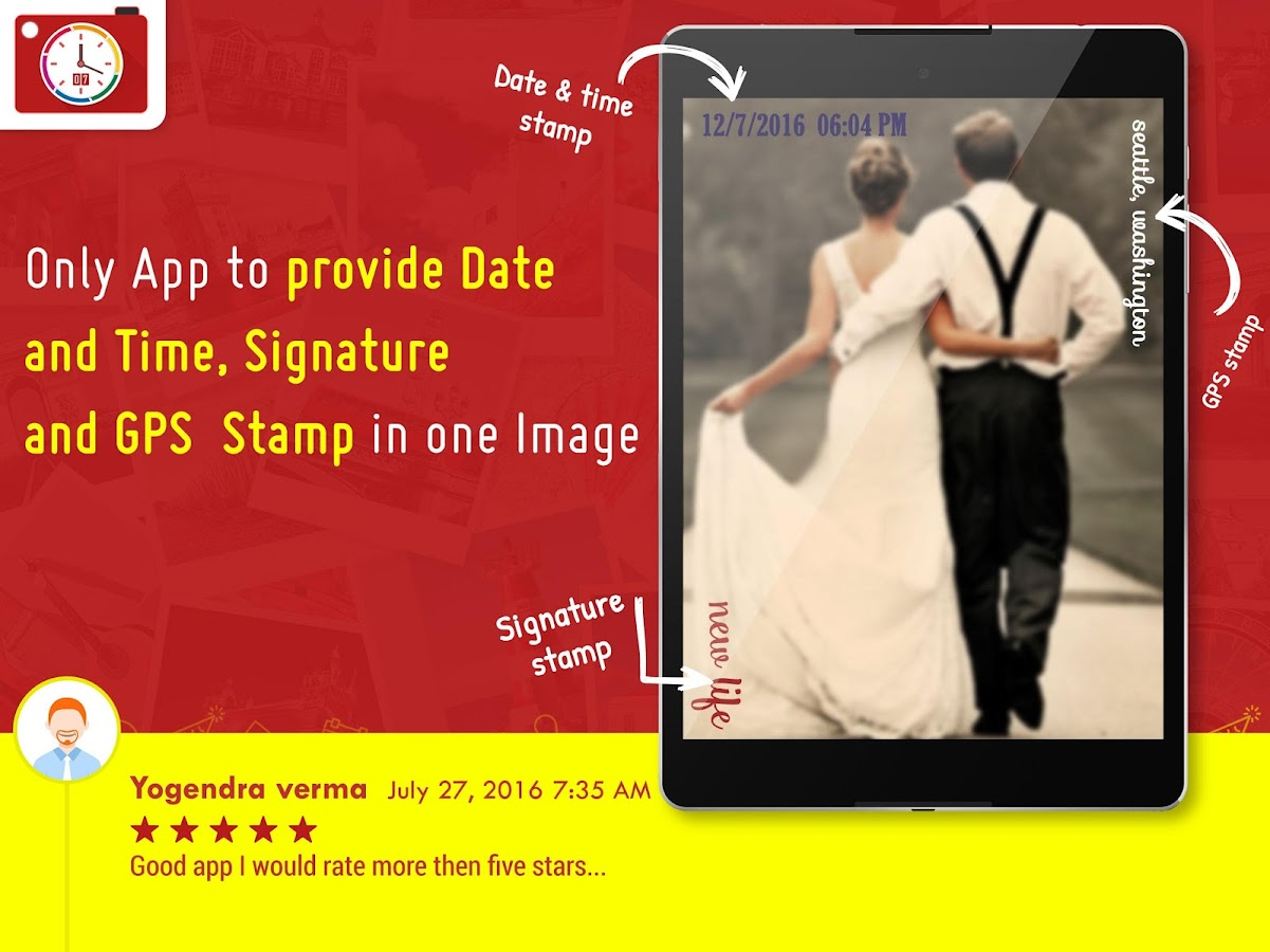 Auto Stamper: Stamp your Photo Screenshot 17