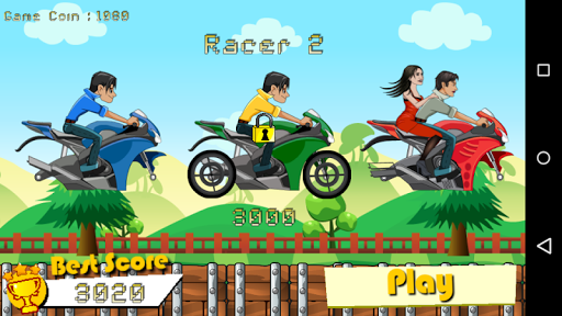 Tableland Racing - screenshot
