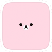 Free Download Cute Bear Love Pink Theme APK for Samsung