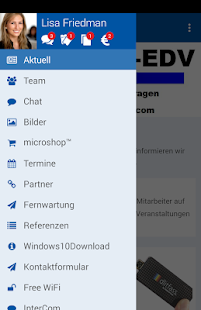 WIEGAND-EDV - screenshot