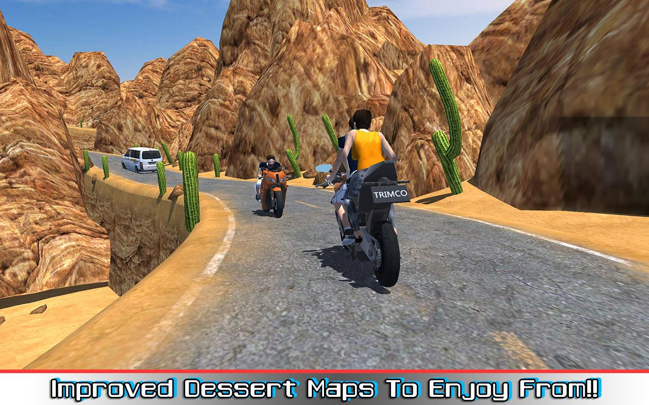 Hill Climber Moto Bike World 2 Screenshot 1