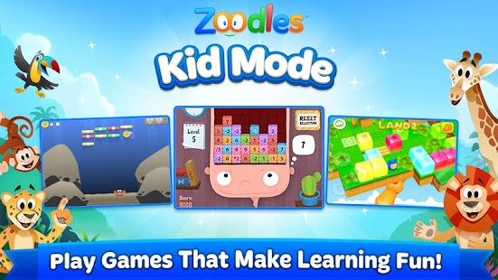 Kid Mode: Free Learning Games APK for Ubuntu