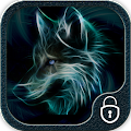 Free Ghost Wolf Cool HD Theme APK for Windows 8