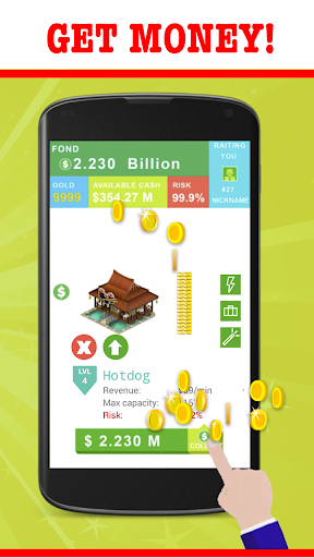 Be a Millionaire Tap Game - screenshot